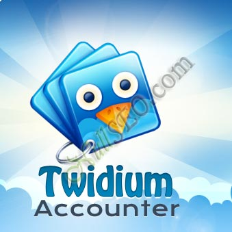Twidium Accounter v3.0.0.2 (автоматизация наполнения твиттер-аккаунтов)